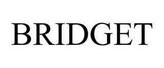 mark for BRIDGET, trademark #77959324