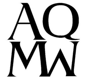 mark for AQMW, trademark #77959488