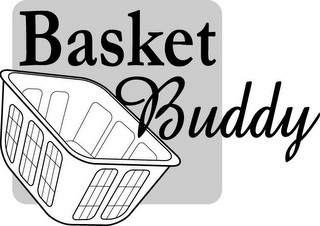 mark for BASKET BUDDY, trademark #77960091