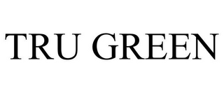 mark for TRU GREEN, trademark #77960127