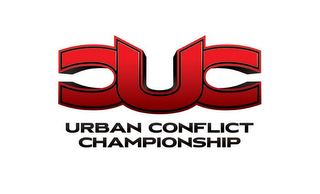 mark for URBAN CONFLICT CHAMPIONSHIP UCC, trademark #77960704