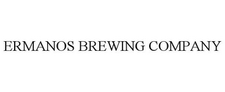 mark for ERMANOS BREWING COMPANY, trademark #77961261