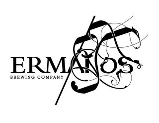 mark for ERMANOS BREWING COMPANY, trademark #77961271