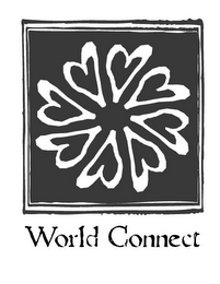 mark for WORLD CONNECT, trademark #77961879