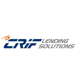 mark for CRIF LENDING SOLUTIONS, trademark #77963096