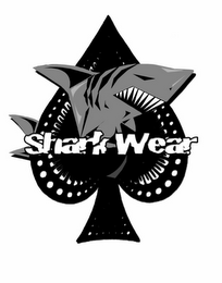 mark for SHARK WEAR, trademark #77963257