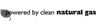 mark for POWERED BY CLEAN NATURAL GAS, trademark #77963898