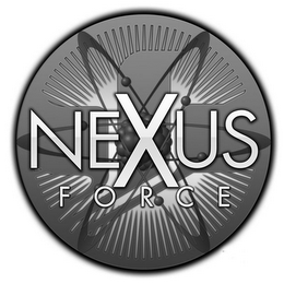 mark for NEXUS FORCE, trademark #77964110