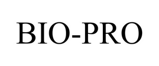 mark for BIO-PRO, trademark #77965062