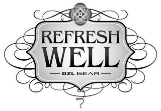 mark for REFRESH WELL DZL GEAR, trademark #77965745