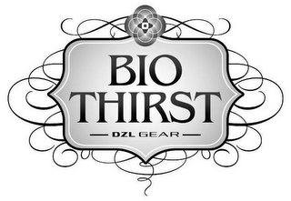 mark for BIO THIRST DZL GEAR, trademark #77965770