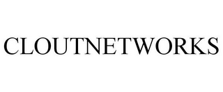 mark for CLOUTNETWORKS, trademark #77965874