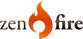 mark for ZEN FIRE, trademark #77968220