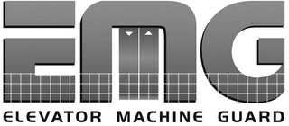 mark for EMG ELEVATOR MACHINE GUARD, trademark #77968537