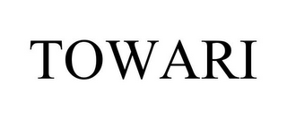 mark for TOWARI, trademark #77969428