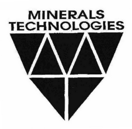mark for MINERALS TECHNOLOGIES, trademark #77975070