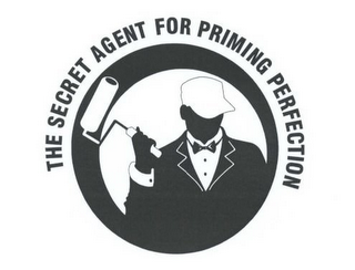 mark for THE SECRET AGENT FOR PRIMING PERFECTION, trademark #77976119