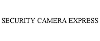 mark for SECURITY CAMERA EXPRESS, trademark #77979612