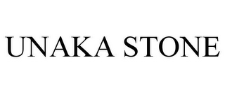 mark for UNAKA STONE, trademark #77980738