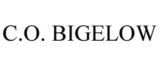 mark for C.O. BIGELOW, trademark #77982824