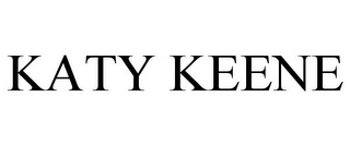 mark for KATY KEENE, trademark #77983348