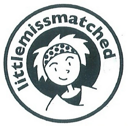 mark for LITTLEMISSMATCHED, trademark #77983487