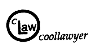 mark for CLAW COOLLAWYER, trademark #78000123