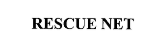 mark for RESCUE NET, trademark #78002513