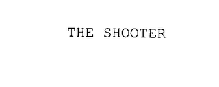 mark for THE SHOOTER, trademark #78006035