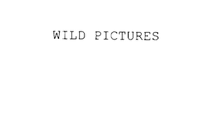 mark for WILD PICTURES, trademark #78007344
