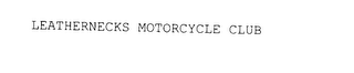 mark for LEATHERNECKS MOTORCYCLE CLUB, trademark #78012932
