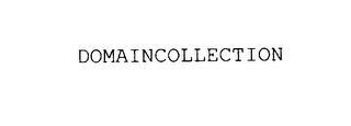 mark for DOMAINCOLLECTION, trademark #78017291