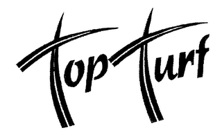 mark for TOP TURF, trademark #78027198