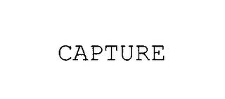 mark for CAPTURE, trademark #78030025