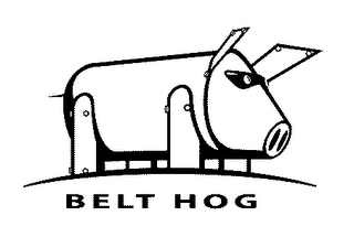 mark for BELT HOG, trademark #78034607