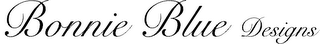 mark for BONNIE BLUE DESIGNS, trademark #78035462