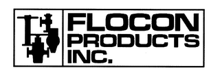 mark for FLOCON PRODUCTS INC., trademark #78036347