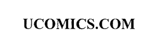 mark for UCOMICS.COM, trademark #78037813
