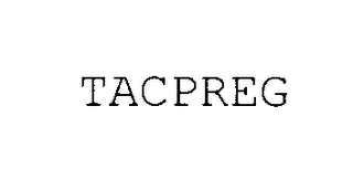 mark for TACPREG, trademark #78038354