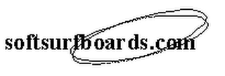 mark for SOFTSURFBOARDS.COM, trademark #78044569