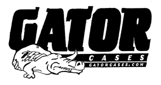 mark for GATOR CASES GATORCASES.COM, trademark #78045101