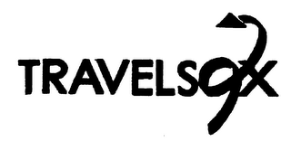 mark for TRAVELSOX, trademark #78050190
