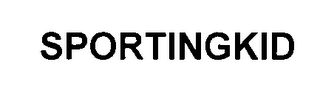 mark for SPORTINGKID, trademark #78053703