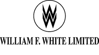 mark for WW WILLIAM F. WHITE LIMITED, trademark #78057216