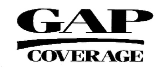 mark for GAP COVERAGE, trademark #78059566
