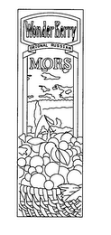 mark for WONDER BERRY MORS ORIGINAL RUSSIAN, trademark #78066446