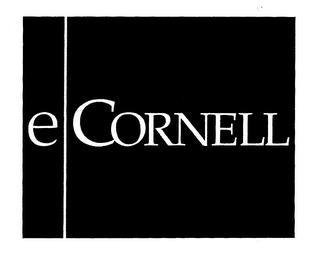 mark for E CORNELL, trademark #78072976