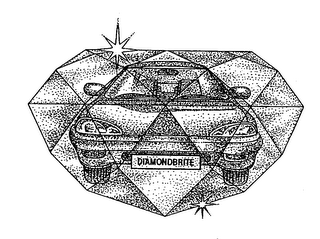 mark for DIAMONDBRITE, trademark #78074408