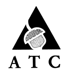 mark for ATC AND ACORN LOGO, trademark #78074549