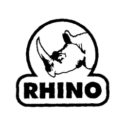 mark for RHINO, trademark #78075415
